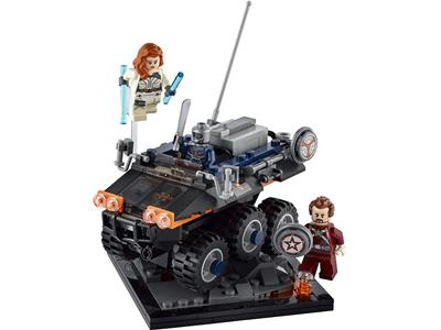 77905 LEGO Black Widow Taskmaster's Ambush