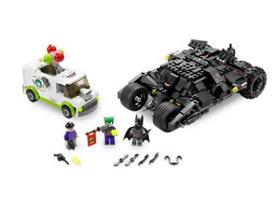 7888 LEGO Batman The Tumbler Joker's Ice Cream Surprise