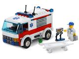 7890 LEGO City Ambulance