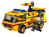 7891 LEGO City Airport Fire Truck