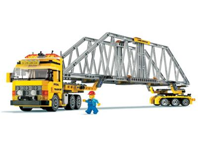 7900 LEGO City Construction Heavy Loader