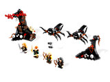 79001 LEGO The Hobbit The Desolation of Smaug Escape from Mirkwood Spiders