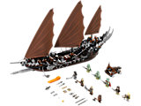 79008 LEGO The Lord of the Rings The Return of the King Pirate Ship Ambush