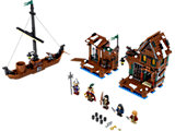 79013 LEGO The Hobbit The Desolation of Smaug Lake-town Chase