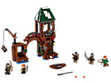 79016 LEGO The Hobbit The Battle of the Five Armies Attack on Lake-town