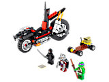 79101 LEGO Teenage Mutant Ninja Turtles Shredder's Dragon Bike
