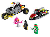 79102 LEGO Teenage Mutant Ninja Turtles Stealth Shell in Pursuit