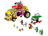 79104 LEGO Teenage Mutant Ninja Turtles The Shellraiser Street Chase