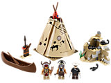 79107 LEGO The Lone Ranger Comanche Camp thumbnail image