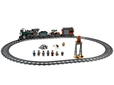 79111 LEGO The Lone Ranger Constitution Train Chase