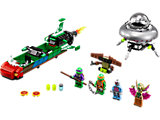 79120 LEGO Teenage Mutant Ninja Turtles T-Rawket Sky Strike