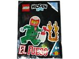 792004 LEGO Hidden Side El Fuego