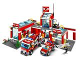 7945 LEGO City Fire Station