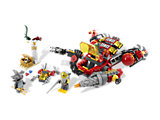 7984 LEGO Atlantis Deep Sea Raider