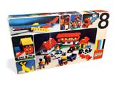 8-3 LEGO Basic Set #8