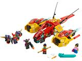 80008 LEGO Monkie Kid's Cloud Jet