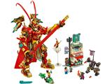80012 LEGO Monkie Kid Monkey King Warrior Mech