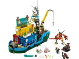 80013 LEGO Monkie Kid's Team Secret HQ