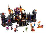80016 LEGO Monkie Kid The Flaming Foundry thumbnail image