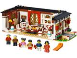 80101 LEGO Chinese Traditional Festivals Chinese New Year's Eve Dinner