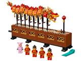80102 LEGO Chinese Traditional Festivals Dragon Dance