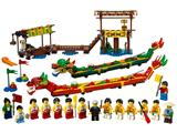 80103 LEGO Chinese Traditional Festivals Dragon Boat Race