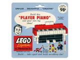 802-3 LEGO Samsonite Player Piano