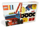 803-2 LEGO Gears, Bricks and Heavy Tires