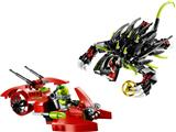 8079 LEGO Atlantis Shadow Snapper
