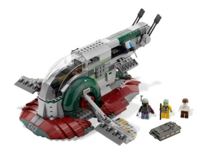 LEGO® Star Wars™ Han Solo minifig from 8097
