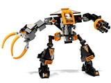 8101 LEGO Exo-Force Golden City Claw Crusher