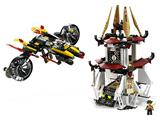8107 LEGO Exo-Force Golden City Fight for the Golden Tower