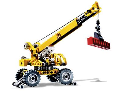 8270 LEGO Technic Rough Terrain Crane