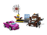 8424 LEGO Cars Cars 2 Mater's Spy Zone