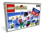 846 LEGO Lighting Set, 9V
