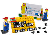 850425 LEGO Desk Business Card Holder