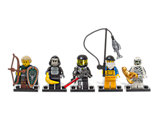 LEGO Minifigure Series Multi-pack VIP Top 5 Boxed Minifigures