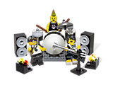 LEGO Minifigure Series Multi-pack Rock Band Minifigure Accessory Set