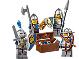 850888 LEGO Lion Knights Castle Knights Accessory Set
