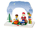 850939 LEGO Christmas Santa Set