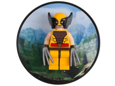 LEGO 851007 SEALED Marvel Super Heroes  WOLVERINE   Minifigure Magnet   NEW