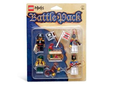 852747 LEGO Pirates Battle Pack