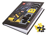 853649 LEGO  Batman Notebook with Stud Cover