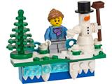 853663 LEGO Iconic Holiday Magnet