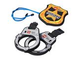 854018 LEGO Role-Play Toys Police Handcuffs & Badge