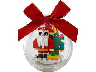 854037 LEGO Christmas Ornament Santa