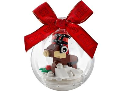 854038 LEGO Christmas Reindeer Ornament