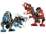 8558 LEGO Bionicle Cahdok and Gahdok