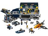 8635 LEGO Agents Mobile Command Center