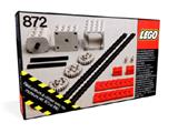 872 LEGO Technic Two Gear Blocks